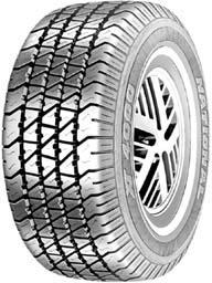 National XT4000 Tires